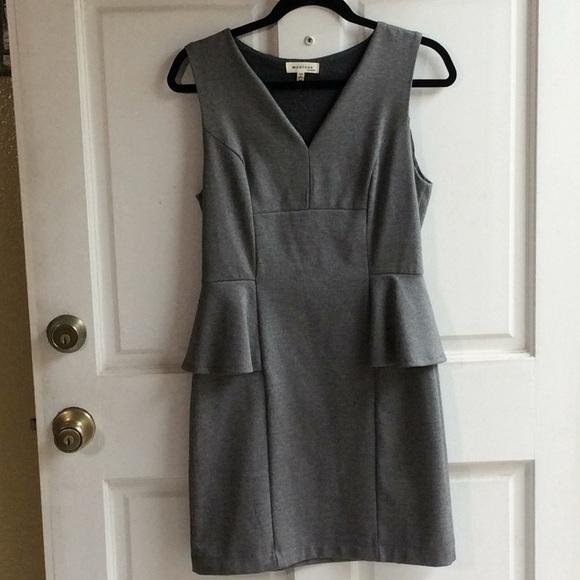 Monteau Dresses & Skirts - Beautiful grey dress